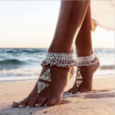 woman fashion, Sandals, Jewelry, Chain