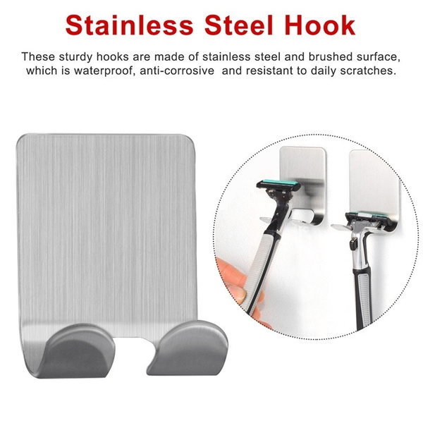 Steel, Home Supplies, Bathroom Accessories, shavingrazorrack