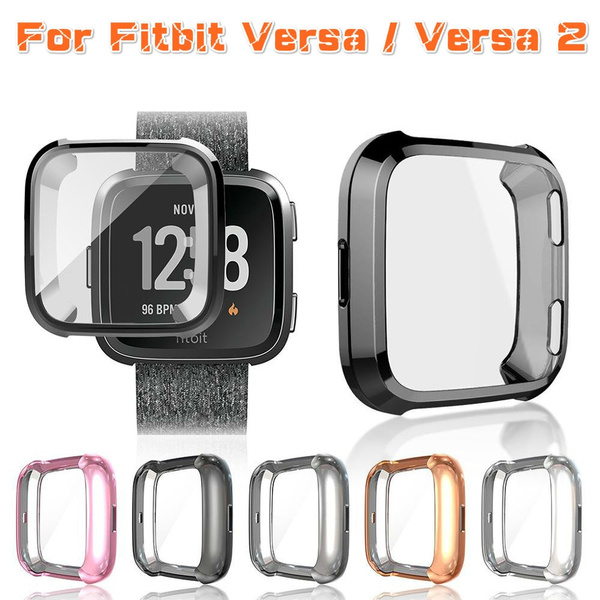 case, fitbitversaprotector, Watch, Cover