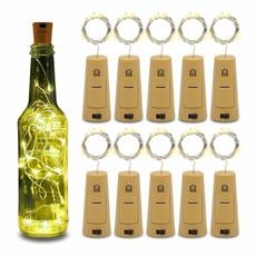 bottlestringlight, bottlelightscork, Christmas, fairylight