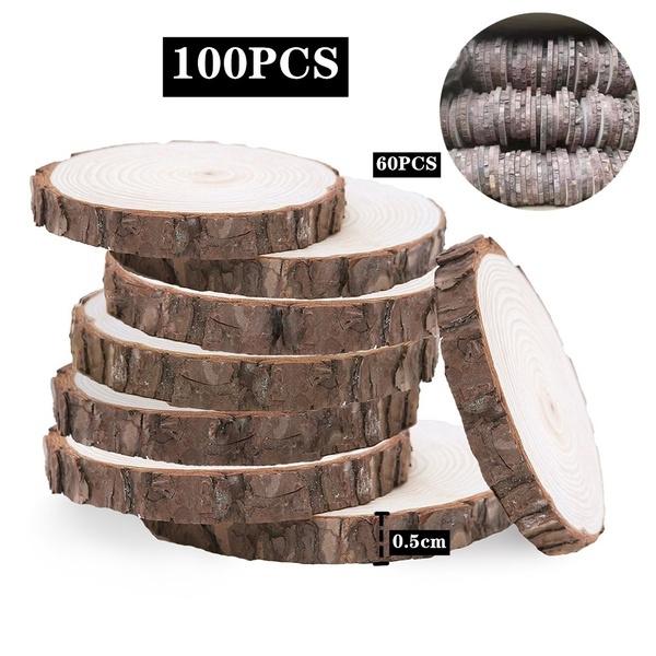 Tree, roundwood, naturalpinewoodslice, diycraft
