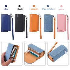 case, Fashion, leather, iqosaccessorie