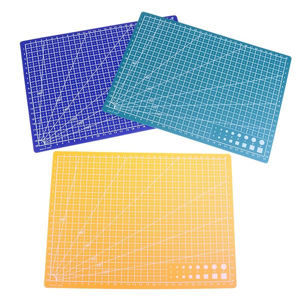cutmat, cuttingpad, doublesidedcuttingpad, a4cuttingmat
