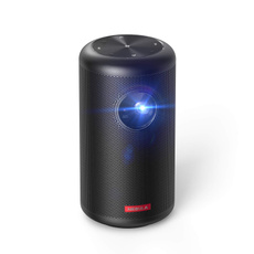 capsuleshaped, portableprojector, projector, miniprojector