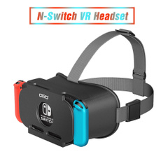 vrglasse, Video Games, switchvr, Headset