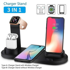 IPhone Accessories, airpodscharger, Apple, qichagrer