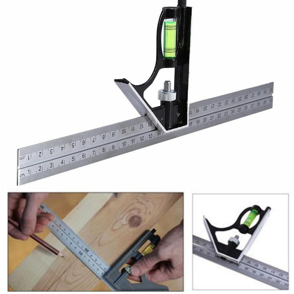 Adjustable, angleruler, combination, squareruler
