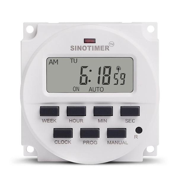 timecontroller, (220V), Tool, Time