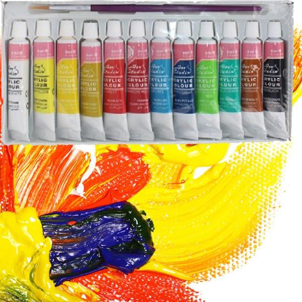 Art Supplies, professionalacrylicpaintsset, art, paintingsupplie