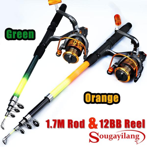 spinningreel, Outdoor Sports, fishingcombo, fishingrodcombo