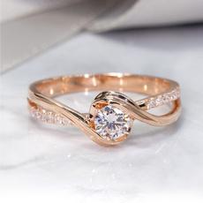 Sterling, White Gold, vintage ring, wedding ring