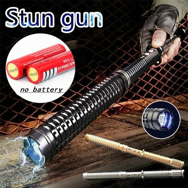 Flashlight, stungun, Outdoor, tasergun