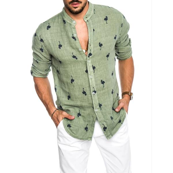 Fashion, Long Sleeve, men clothing, korean style