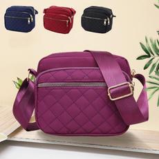 simplebag, Casual bag, one-shoulder, Simple