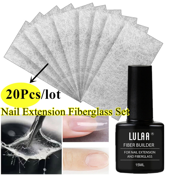Fiber, fiberglassnail, Beauty, Nail Art Accessories