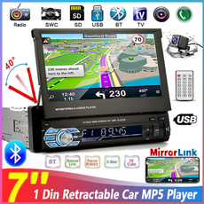 Touch Screen, carstereo, Cars, 1dincarplayer