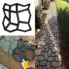 pavementmould, filmmulching, Garden, stonepathmould