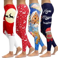 Leggings, leggingspant, skinnylegging, Christmas