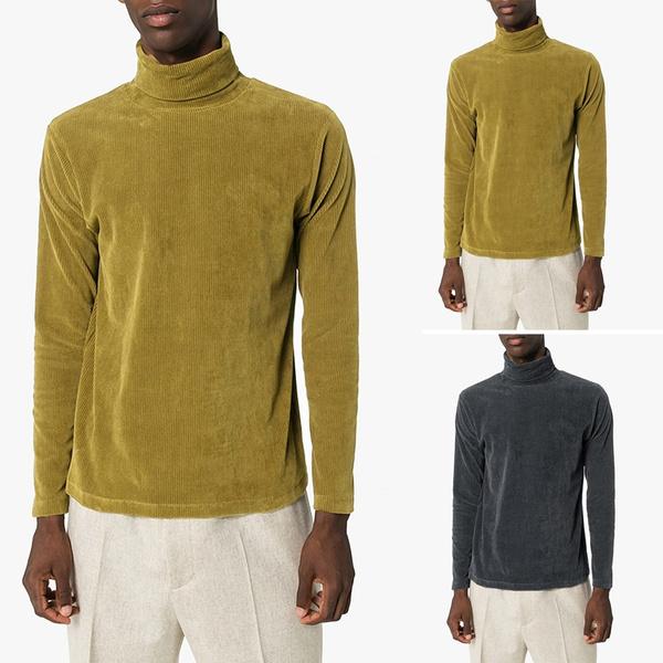 Collar, undershirtmen, Winter, thickenshirt