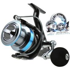 spinningreel, fishingreelsspinning, fishingreel, Metal