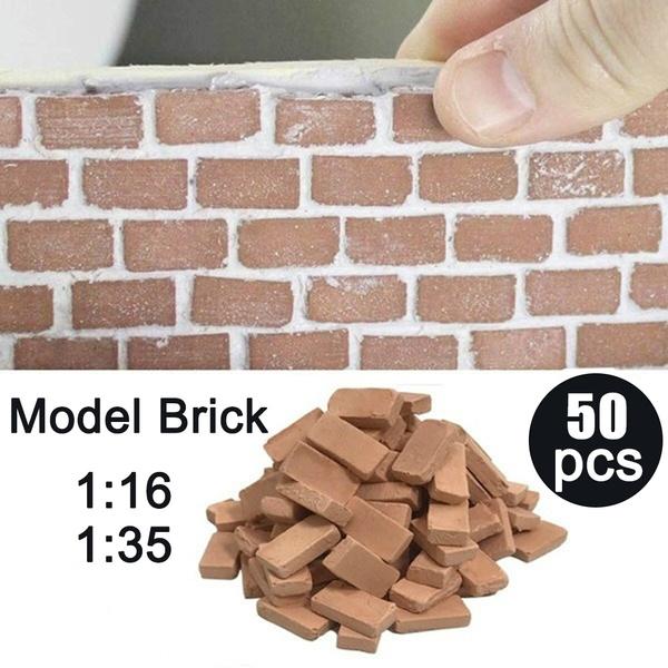 minibrick, Toy, modellayout, simulationbrick