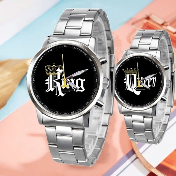 King, quartz, fashion watches, Jewelery & Watches