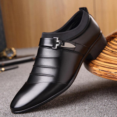Flats, men's flats, pointedtoeshoe, wedding shoes