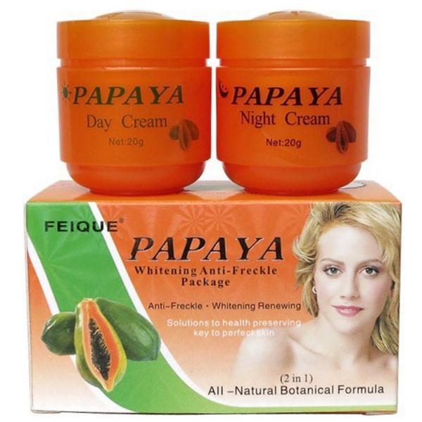 papaya, whiteningcream, Skincare, whitening sunscreen cream