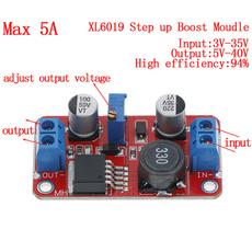 amplifierboard, Converter, boostvoltconverter, boostboard