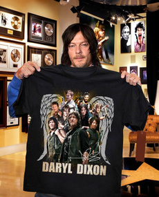 daryldixon, thewalkingdeadshirt, Shirt, walkingdead