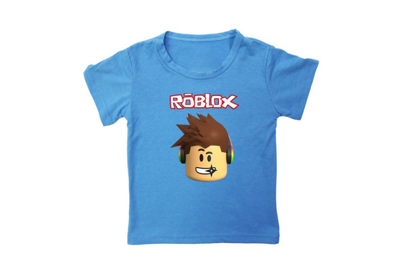 Choses Top Fashion Roblox Shirts Charact Girls T Shirt Summer 2018 Sleeve Children Hot Style Pure Cotton Baselarge Base Kids Mikes Wholesale Mart New Cute Beautiful Hot Sale Hot Game Roblox Childrens Boys Girls Short Sleeves Cotton T Shirt For Kids Roblox T Shirt Tee Tops For Children Wish
