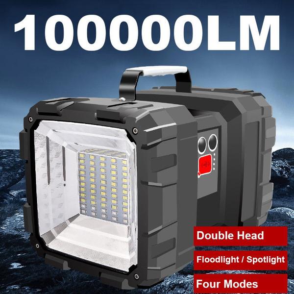 Flashlight, Head, Outdoor, led