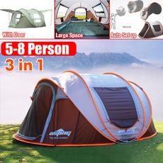 largetent, Hiking, camping, Waterproof