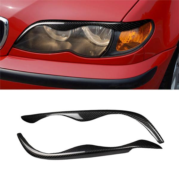 Fiber, headlighteyebrow, carbon fiber, Cars