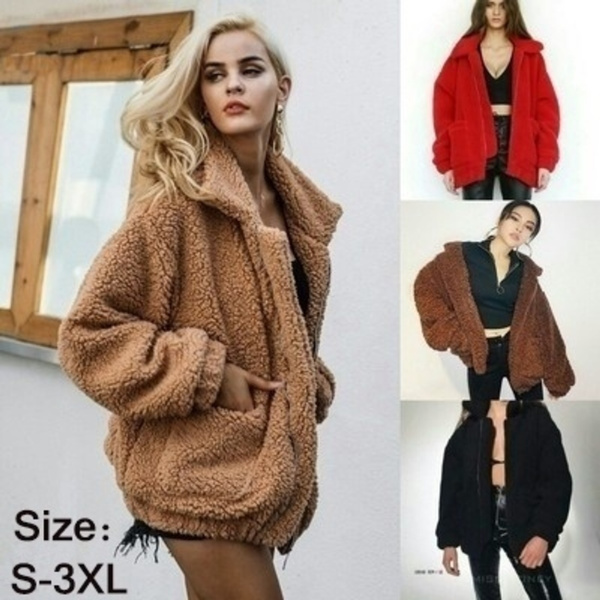 Fashion, fur, fleecejacket, Teddy