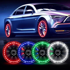 motorcycleaccessorie, ledtirelight, led, Colorful