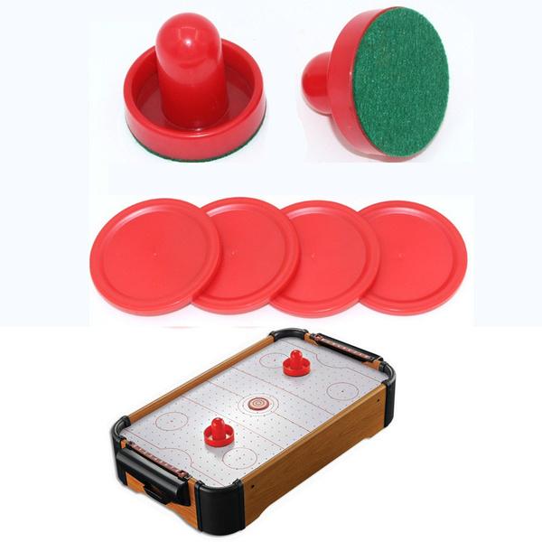 tablegame, mallet, felt, airhockeypusher
