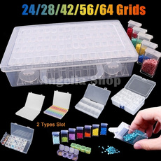 Storage Box, Storage & Organization, pillbox, Plastic