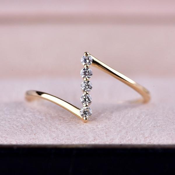 Sterling, womens fashion rings, fashiondaintyring, DIAMOND