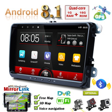 autoradiovw, Touch Screen, Android, Gps