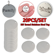 fornecklace, Necklaces Pendants, Jewelry, stainlesssteelcharm