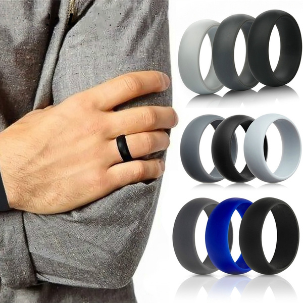 Couple Rings, Outdoor, Jewelry, Silicone