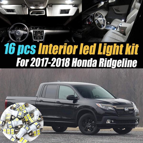 Honda, led, Cars, ridgeline