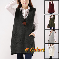 Vest, Fashion, Waist Coat, Winter