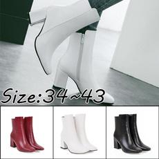 Fashion, Winter, Boots, Comfortable