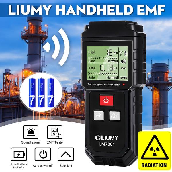 Mini, emf, detectiontool, electromagneticdetector