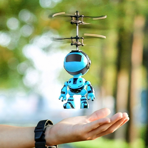 electrichelicopter, automaticprotection, Gifts, inductionball