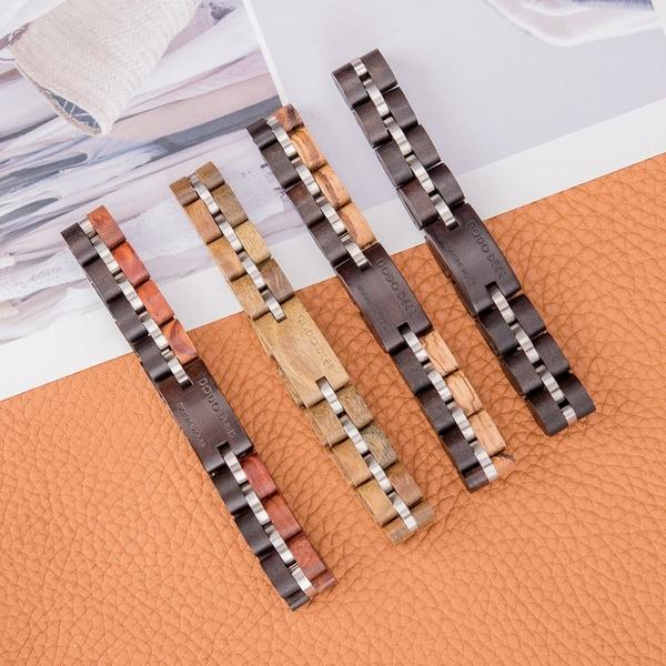 Steel, Wood, steelwoodbracelet, Jewelry