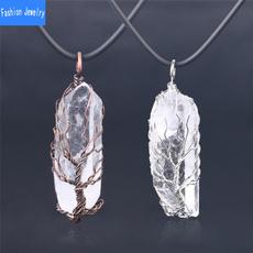 irregularwhitecrystal, Gifts, whitecrystal, pinkcrystal