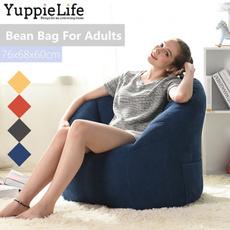 Pocket, beanbag, living room, Home & Living